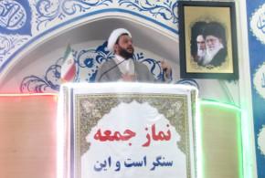 حجت الاسلام والمسلمین استیری،امام جمعه حسن آبادفشافویه:دولت مسائل اصلی را دراولویت کارهای خود قراردهد