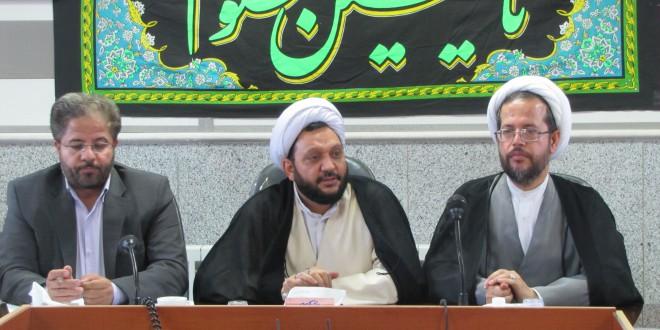 جلسه هماهنگی با هیئات مذهبی درحسن آباد برگزارشد