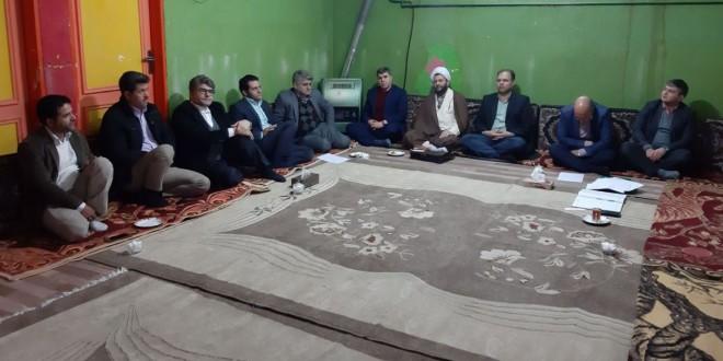 اولین جلسه هیأت امناءمصلی باقرشهر باحضور امام جمعه محترم باقرشهر برگزارشد