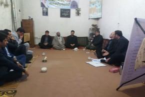 دومین جلسه هیئت امناءمصلی باقرشهر برگزارشد