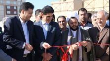 افتتاح وبهره برداری پروژه های باقر شهر وکهریزک درایام دهه مبارکه فجر