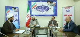 اولین جلسه شورای زکات منطقه کهریزک برگزار شد