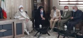 جلسه مشترک هیئت امنای مصلی باقرشهر،بانماینده محترم مردم تهران ،ری شمیرانان ،پردیس واسلام شهر در مجلس شورای اسلامی