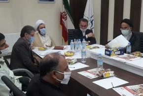 دومین جلسه شورای فرهنگ عمومی درسال ۹۹ در باقرشهر برگزارشد