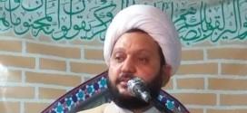حجت الاسلام والمسلمین استیری خطیب جمعه باقرشهر:بی بصیرتی وغفلت از دشمن به نظام آسیب میزند