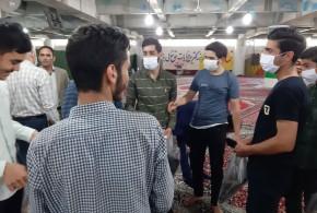 گزارش تصویری نمازجمعه باقرشهر تاریخ بیستم تیرماه ۹۹