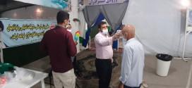گزارش تصویری نماز جمعه باقرشهر تاریخ سوم مرداد ماه ۹۹