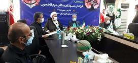 به مناسبت هفته دفاع مقدس از فرزندان شهدای مدافع حرم در باقر شهر تجلیل شد
