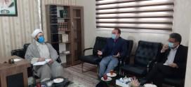 جلسه قرار گاهی مسئولین باقرشهر وکهریزک، در دفتر امام جمعه بارگزار شد